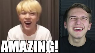 Eat Jin Reaction (I LOVE THIS!!!) | BTS