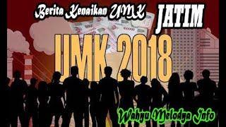 Daftar kisaran UMK daerah JAWA TIMUR Tahun 2018 - Stafaband