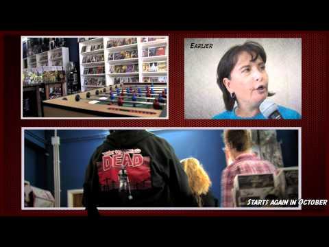 Smallville Comics Alberton Free Comic Book Day 2015 Cancelled Production