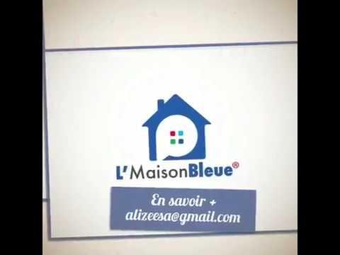 Application mobile native l 39 maison bleue youtube - Maison bleue mobel ...