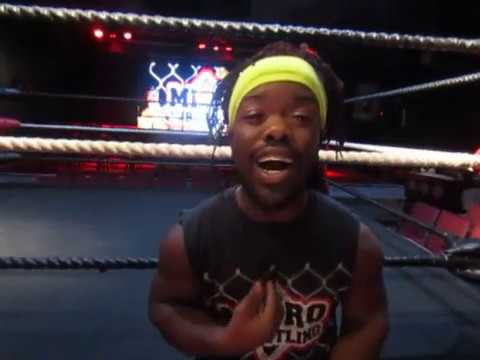 (Part 2) Interview with Jamaican Joe of Micro Wrestling Federation at Boca Black Box in Boca Raton
