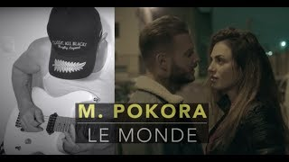 M. POKORA - LE MONDE - COVER BY Sébastien corso