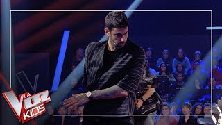 Los coaches bailan el 'swish swish' | Momentos | La Voz Kids Antena 3 2019
