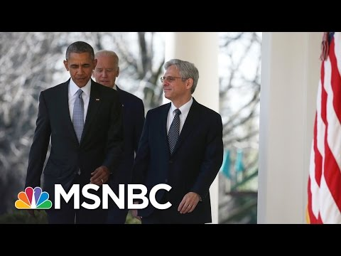 Who Is Merrick Garland? | MSNBC