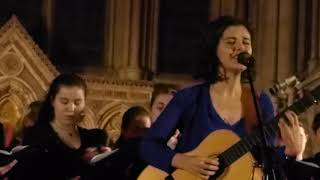 Katie Melua - Perfect World  - St Mary Abbots Church (Kensington) 04 - 12 - 2019