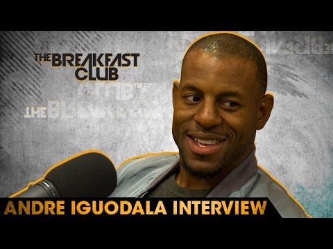 Andre Iguodala Interview With The Breakfast Club (7-14-16)