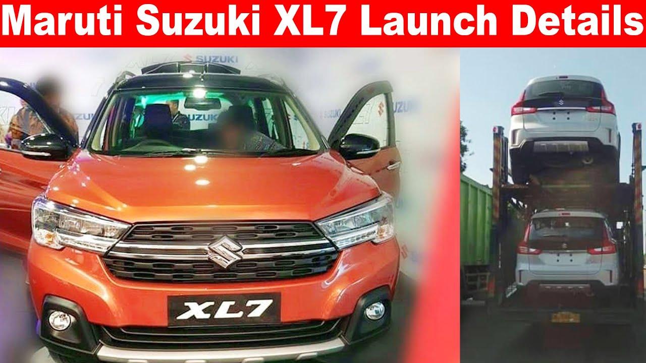maruti suzuki xl7 launch in india soon price specs details l aayush ssm youtube maruti suzuki xl7 launch in india soon price specs details l aayush ssm