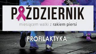 PARS Październik miesiącem walki z rakiem piersi cz.2
