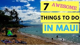 7 Awesome Things to enjoy in Maui Hawaii - Travel to Maui