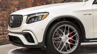 2018 Mercedes Benz Glc63 S Amg Coupe - G433269 - Exotic Cars of Houston