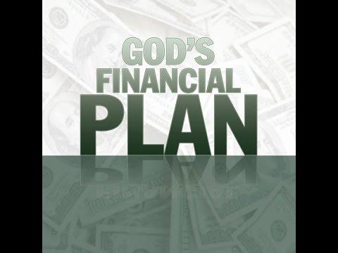 """God's Financial Plan for the Church"" - Sfg. Bishop Rader Johnson"