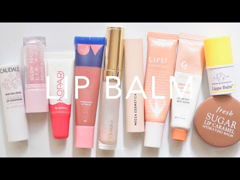 Lip Balm | Favourites And Most Used Formulas