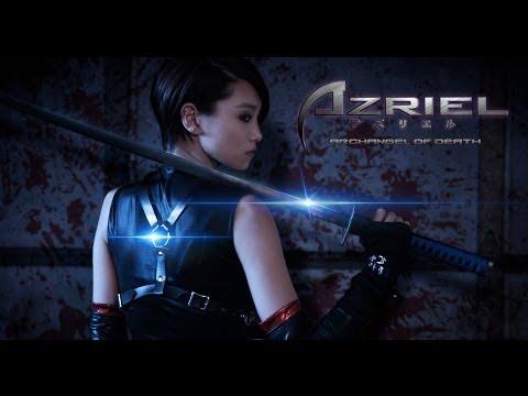 Cyberpunk short film AZRIEL [HD]
