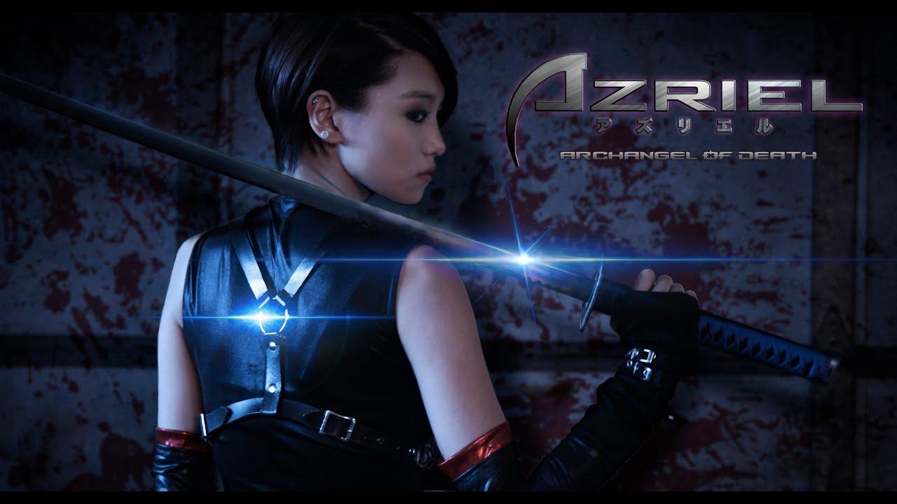 Cyberpunk short film AZRIEL [HD] - YouTube