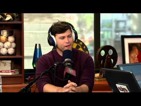 Colin Jost on The Dan Patrick Show (Full Interview) 4/28/16