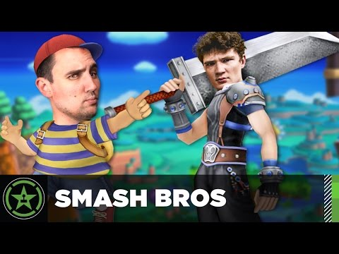 Let's Play - Super Smash Bros for Wii U - 8 Player Rumble