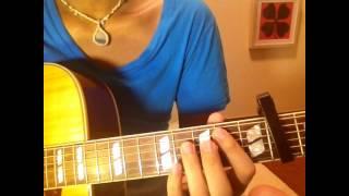 松任谷由実さんの「真夏の夜の夢」を歌ってみました。4カポ。 歌ってみ...
