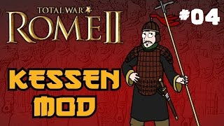 Total War: Rome 2 - Kessen Campaign - Part 4 - On the Defensive!