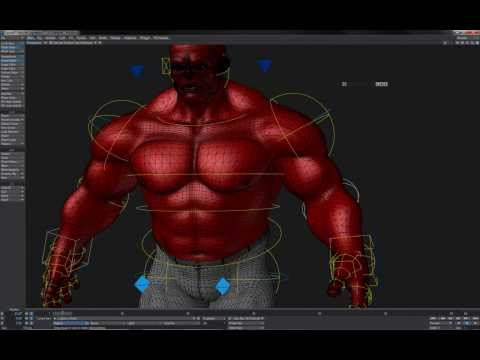 RH Rigging - Foundations - 09 Rig Anatomies