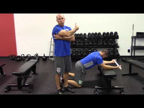 EricCressey.com: Breaking Bad Bench T-Spine Mobilization Habits