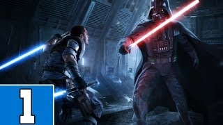 Let´s Play Star Wars The Force Unleashed 2 Deutsch - Part 1 - Der echte Starkiller ?