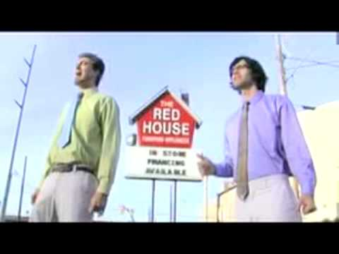 Delightful Racist Commercial: Red House Furniture REMIX