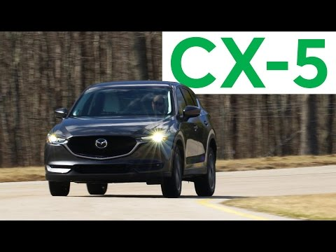 4K Review: 2017 Mazda CX-5 Quick Drive | Consumer Reports