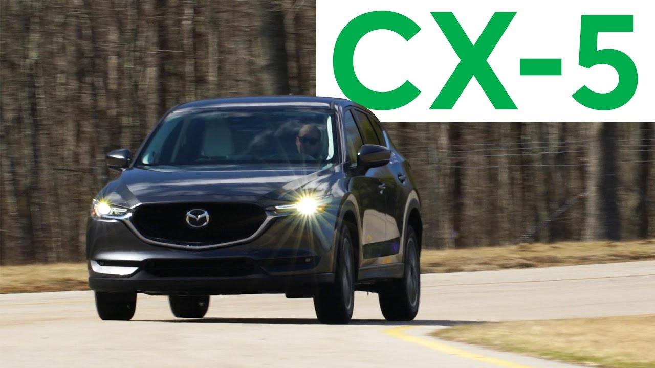 4K Review: 2017 Mazda CX 5 Quick Drive | Consumer Reports