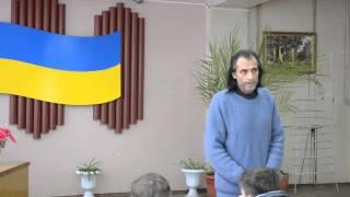 Тематичний Урок мужності до Дня Злуки в СХМТ, м.Сєвєродонецьк ч.2