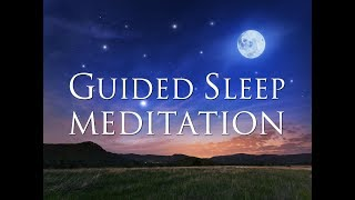 Deep Sleep Meditation with Affirmations: Happiness, Self Love & Inner Peace | Delta Beats