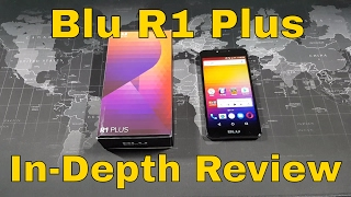 Blu R1 Plus - In Depth Review - Release is on APRIL 29th!!