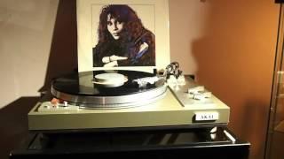 Akai Turntable Brenda Russel Piano In The Dark 12 Version HQ Recording Plug In Headphones