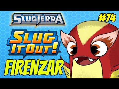 Slugterra Slug it Out! #74 Firenzar , It's going to get HOT !