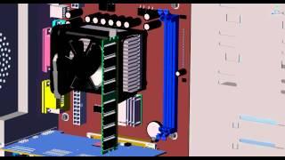 Instalace operační paměti (RAM)
