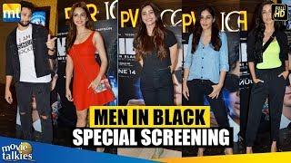Men In Black International Screening I Siddhant Chaturvedi, Daisy Shah, Kriti Kharbanda