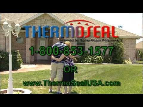 ThermoSeal Spray Foam Insulation by Spray Foam Polymers (30s v2)