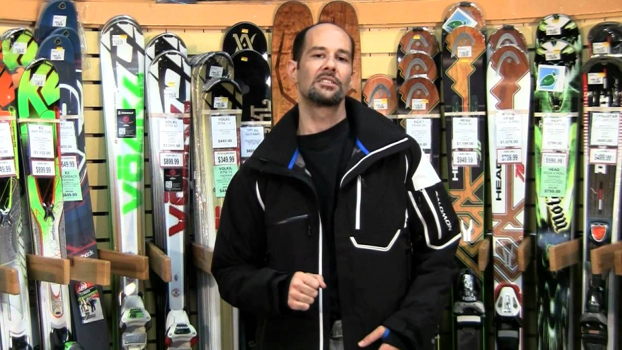 online shop new style best Salomon Speed Insulated Ski Jacket Review from Peter Glenn