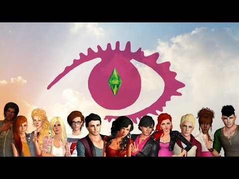 The Sims 3 - Big Brother 2014 - Launch Night