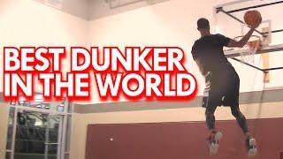 NASTY DUNK SESSION - Guy Dupuy BEST DUNKER IN THE WORLD!? Video