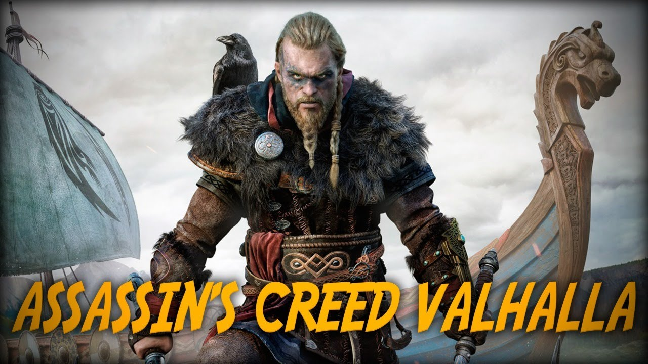 Assassin's Creed Valhalla #1