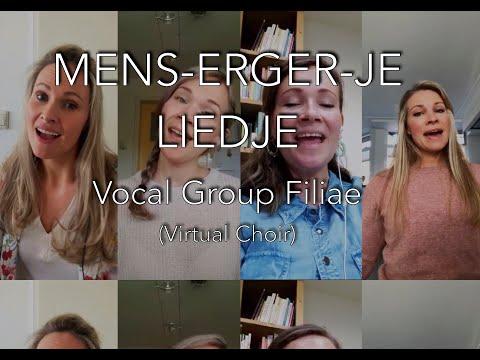 Virtual Choir: Mens Erger Je Liedje (Filiae)