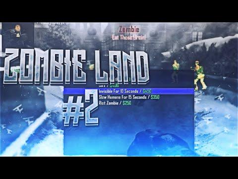 BO2 Zombie Land #2 (INSANE BO2 MODDED LOBBY)
