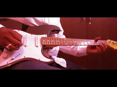 Padmavat Ghoomar Instrumental Guitar Cover