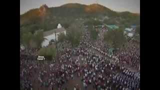Patronales Sumampa Viejo 2014 - Desde el aire
