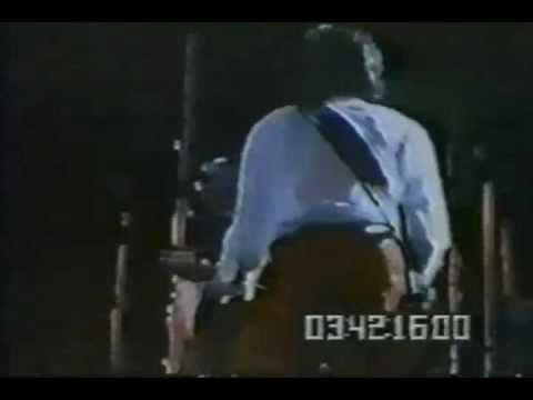 "The New Barbarians - ""Honky Tonk Women"" - Live 1979"