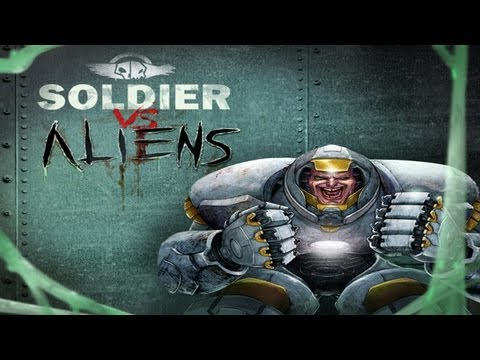 Soldier vs. Aliens - Universal - HD Gameplay Trailer