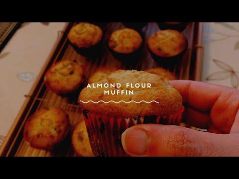 almond-flour-muffins