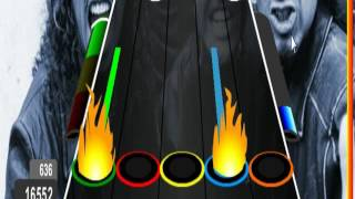 Guitar Flash - Hardwired by Metallica 100%FC Expert RECORD ( 32574 )