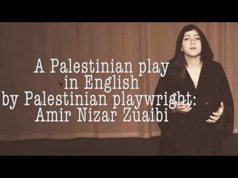 I Am Yusuf And This Is My Brother (Trailer): A Palestinian Play by a Palestinian Playwright