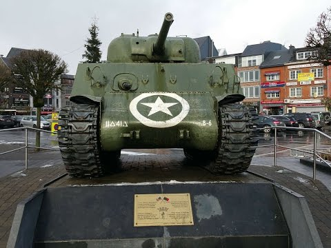 Battle of the Bulge Tour : Bastogne